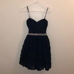 Sweetheart neckline formal dress